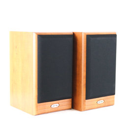 JPW JPW ML510i Bookshelf Speakers Cherry USED