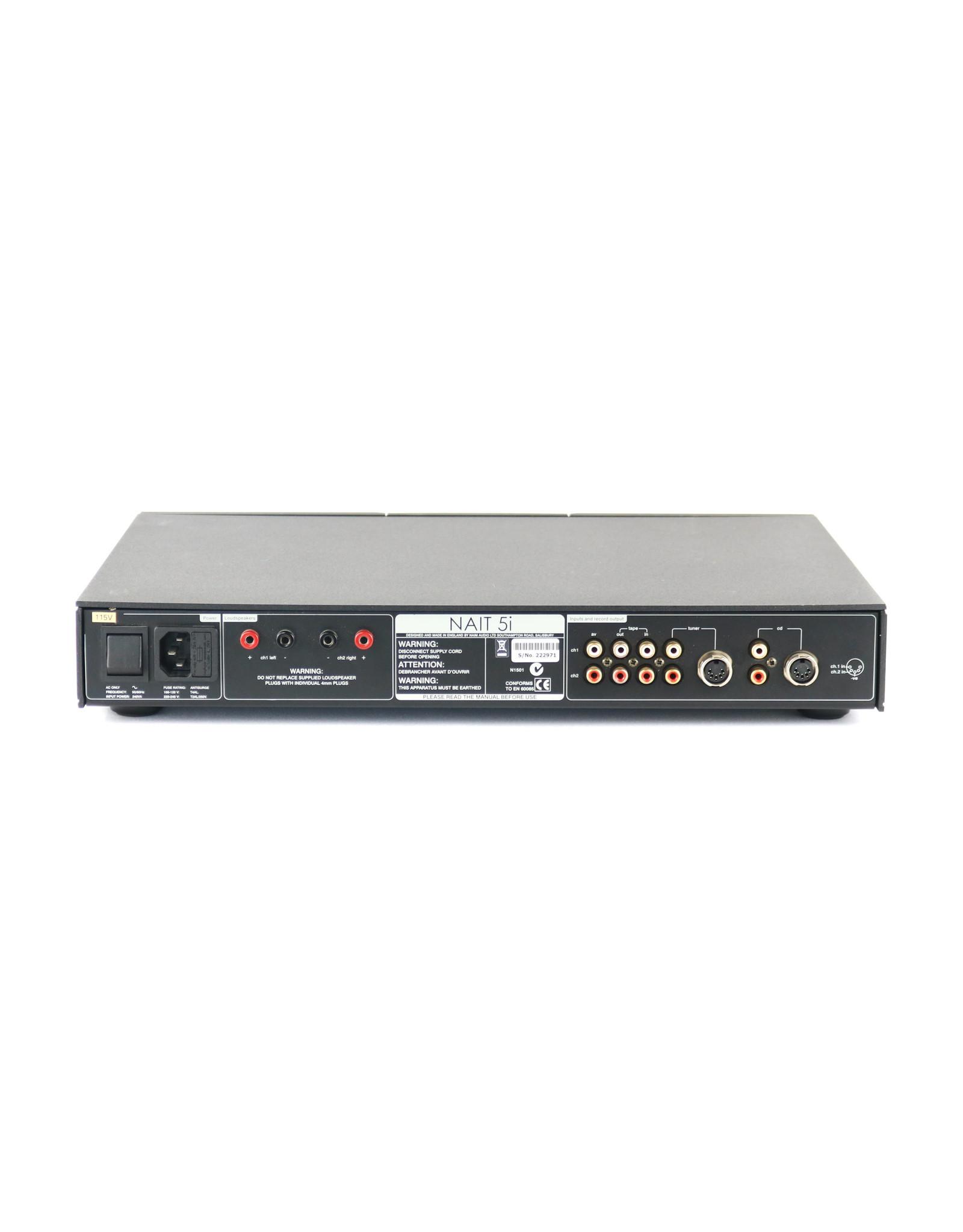 Naim Audio Naim Audio Nait5i Integrated Amp USED (222971)