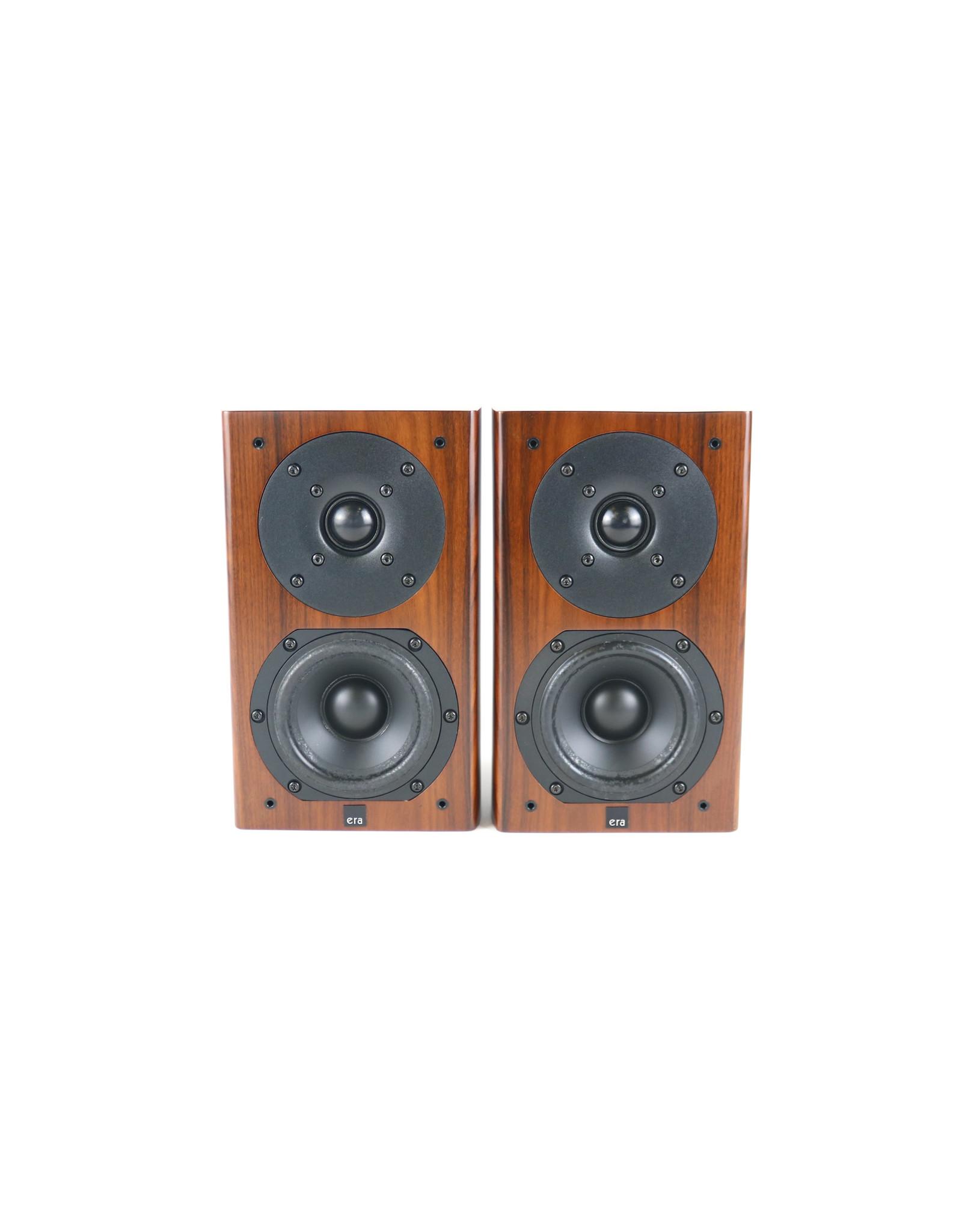 Era Acoustics Era Acoustics Design 4 Bookshelf Speakers USED