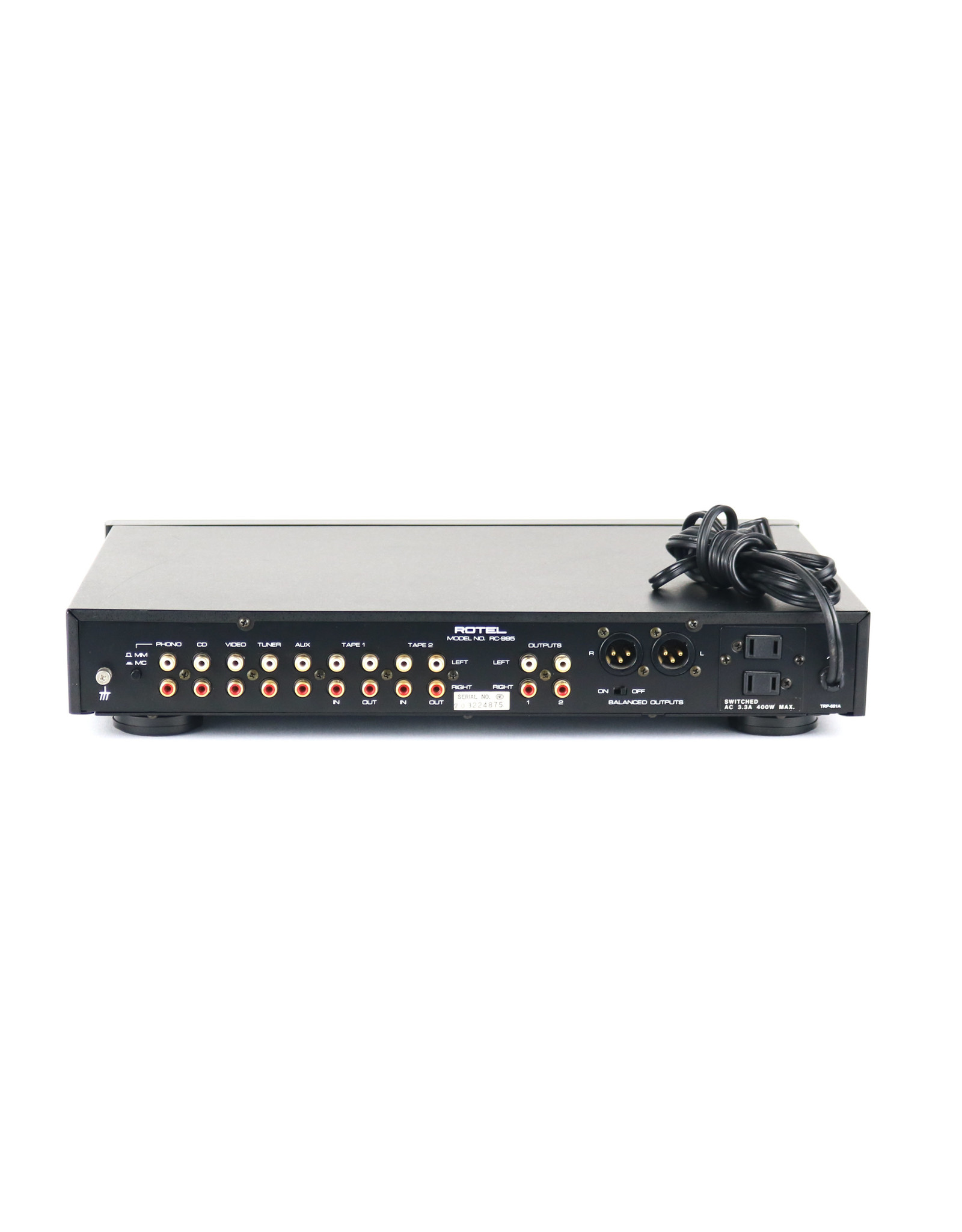 Rotel Rotel RC-995 Preamp USED