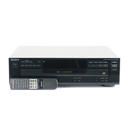 Sony Sony CDP-C345 CD Player USED