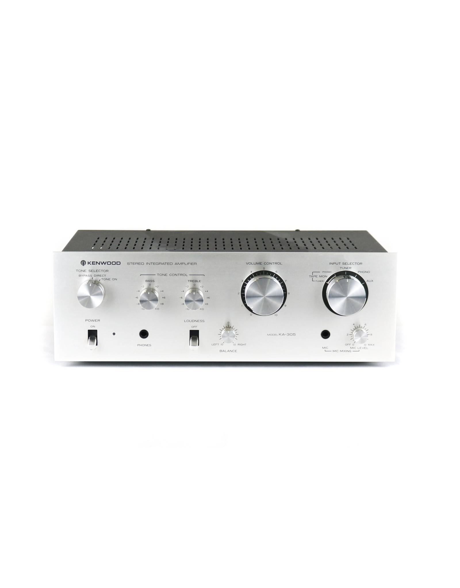 Kenwood Kenwood KA-305 Integrated Amp USED