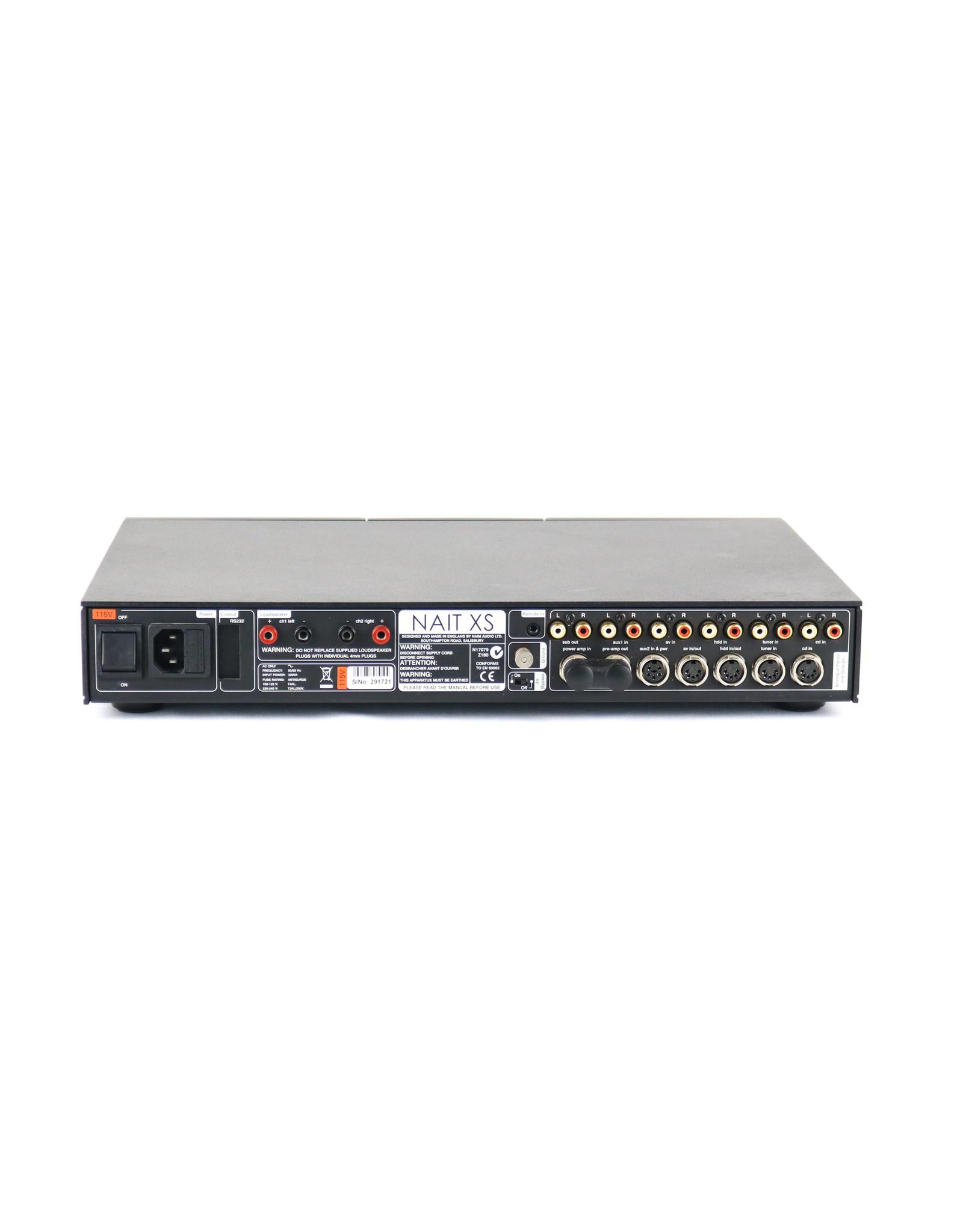 Naim Audio Naim Audio NAIT XS2 Integrated Amplifier USED
