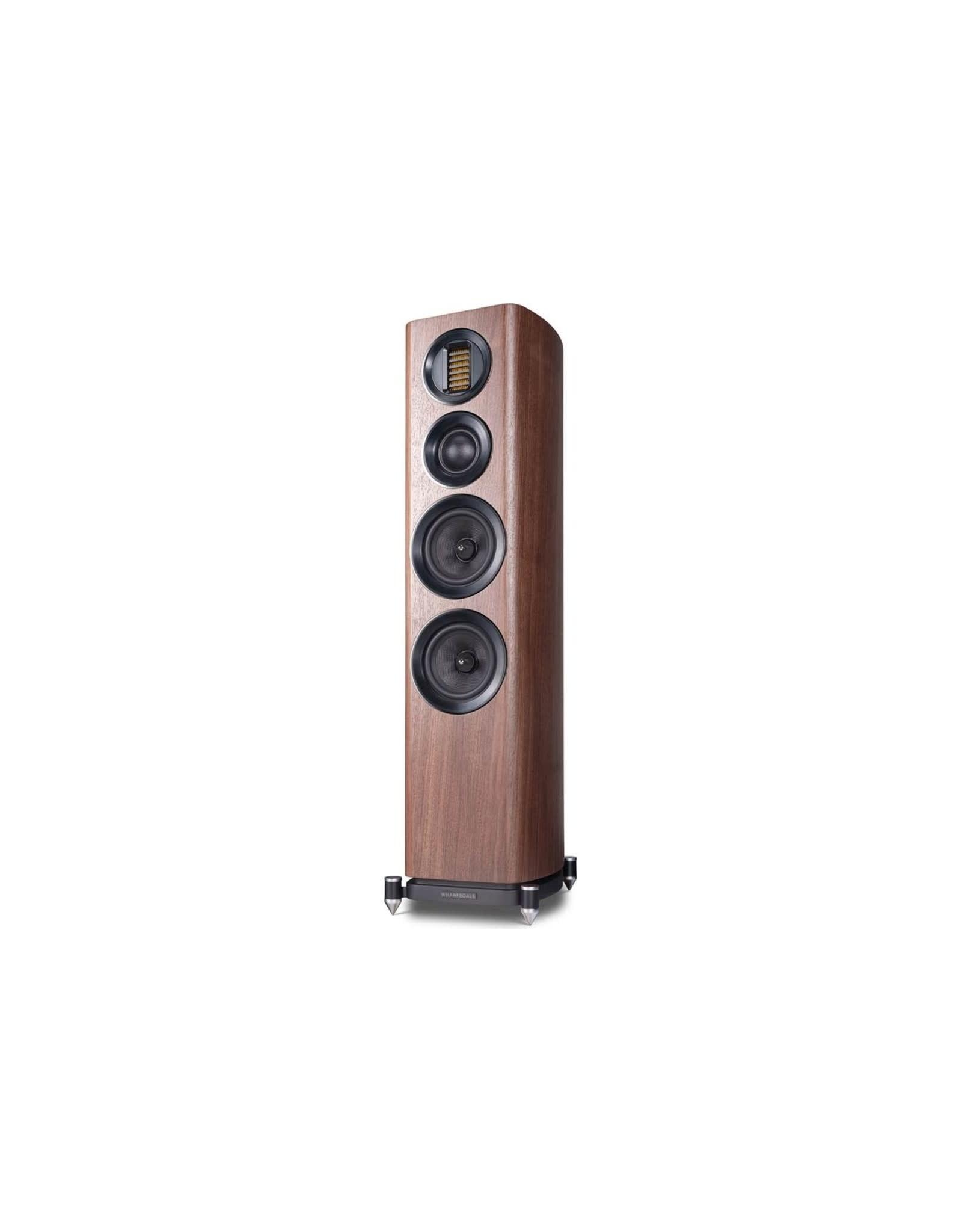 Wharfedale Wharfedale EVO4.3 Floorstanding Speakers Walnut OPEN STOCK (NOT USED)