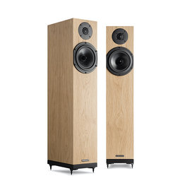 Spendor Spendor A2 Floorstanding Speakers Natural Oak EX-DEMO (NOT USED)