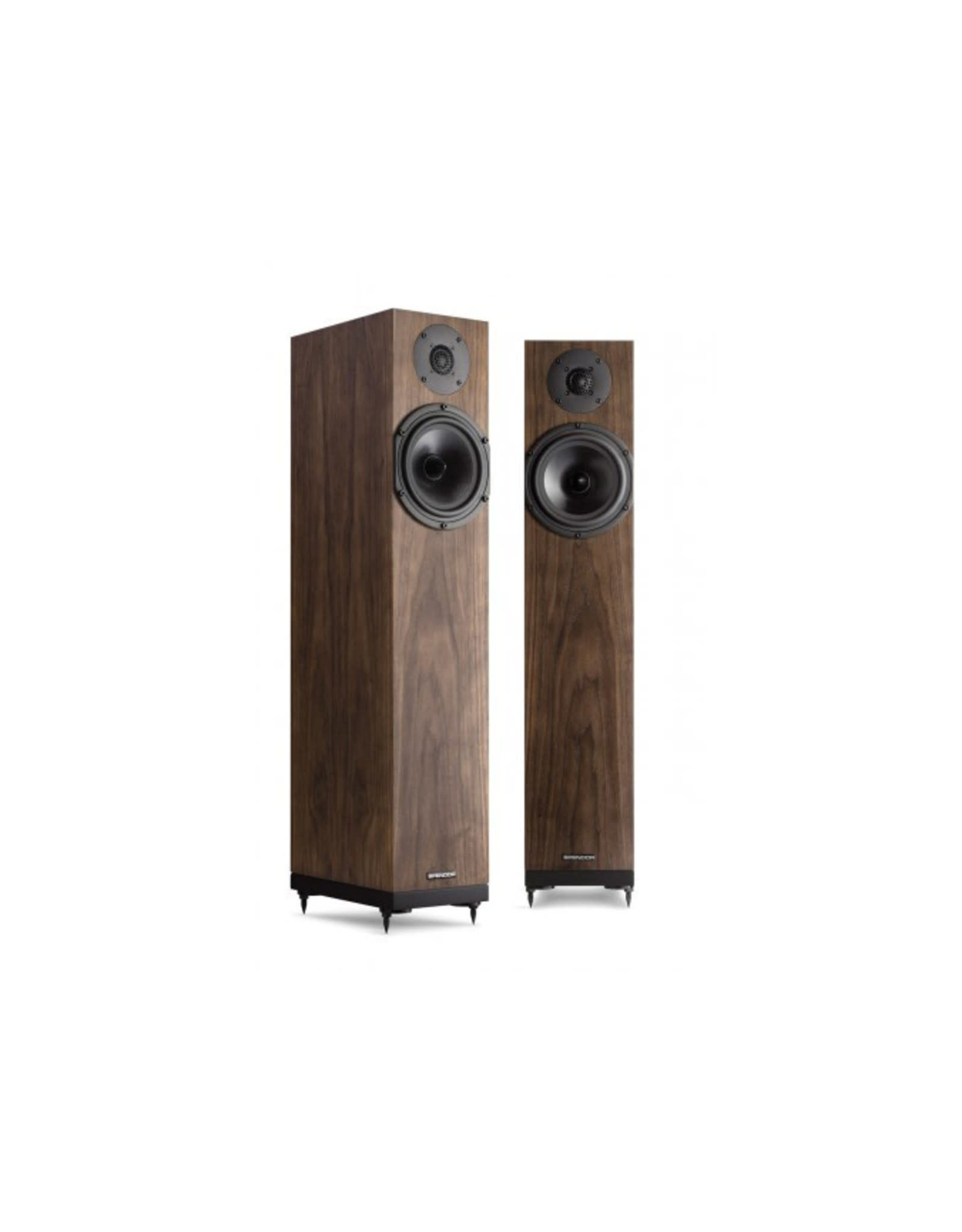 Spendor Spendor A4 Floorstanding Speakers Dark Walnut EX-DEMO (NOT USED)