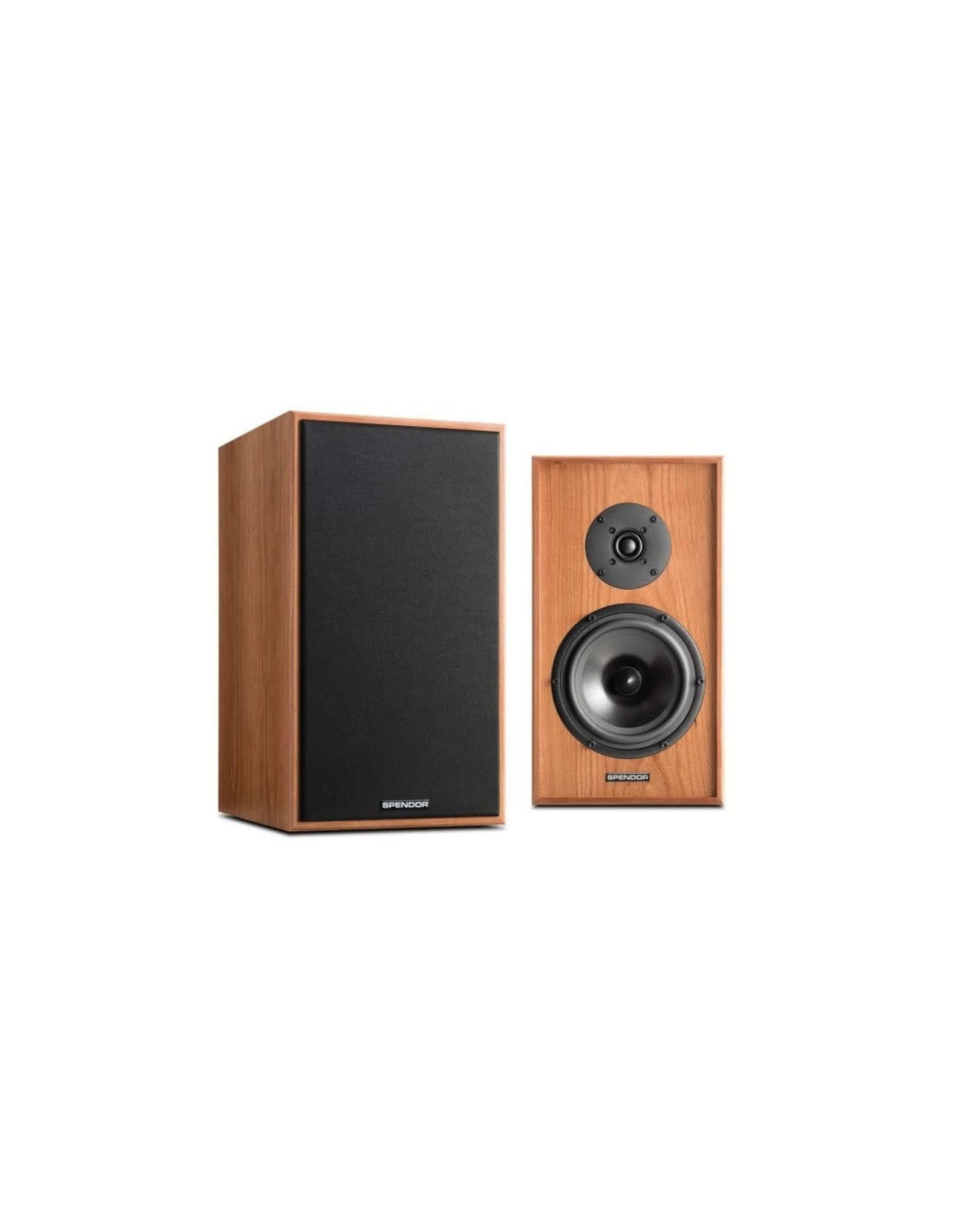 Spendor Spendor Classic 3/1 Bookshelf Speakers Cherry EX-DEMO (NOT USED)