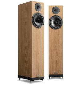 Spendor Spendor A7 Floorstanding Speakers Natural Oak EX-DEMO (NOT USED)