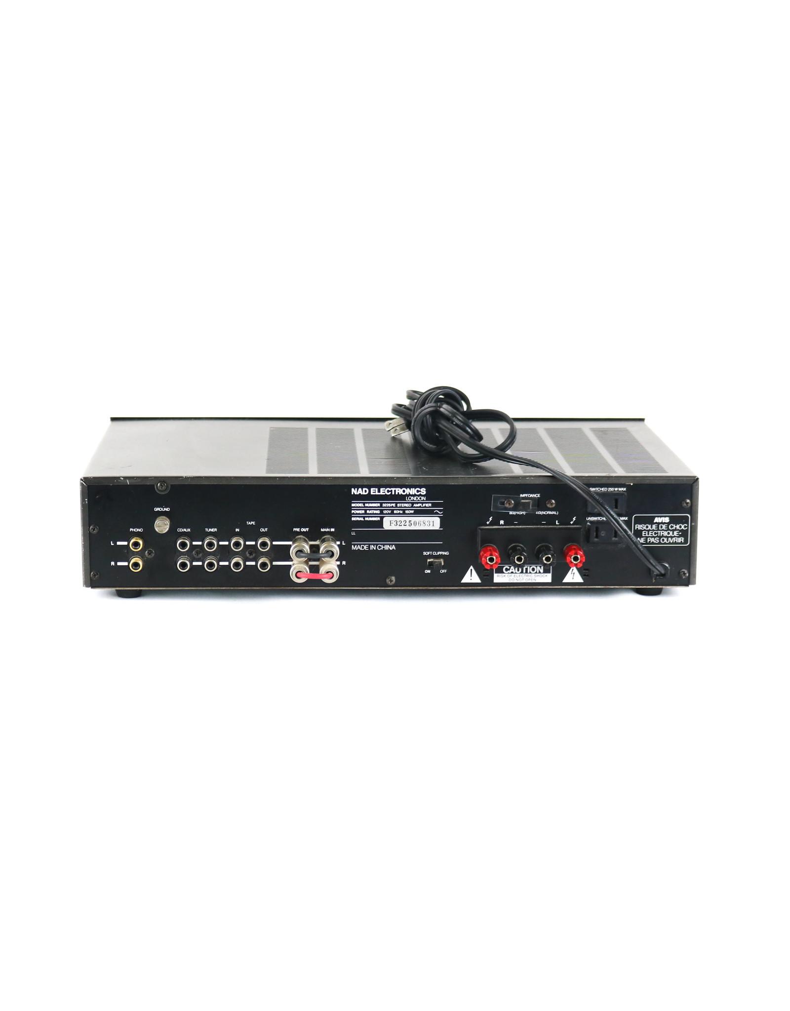 NAD NAD 3225PE Integrated Amp USED