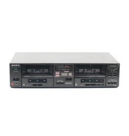 Sony Sony TC-W5 Dual Cassette Deck USED