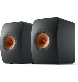 KEF KEF LS50 Wireless II Powered Bookshelf Speakers