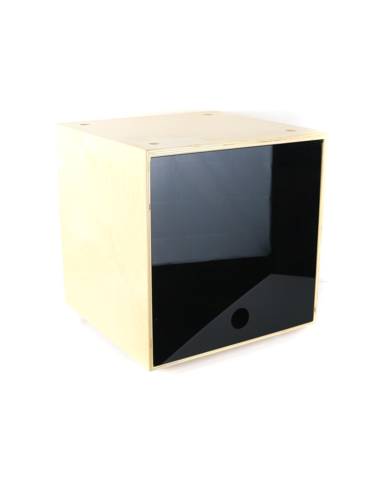 Simple Wood Goods Simple Wood Goods Storage Cube USED