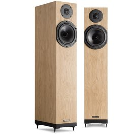Spendor Spendor A4 Floorstanding Speakers Natural Oak EX-DEMO (NOT USED)