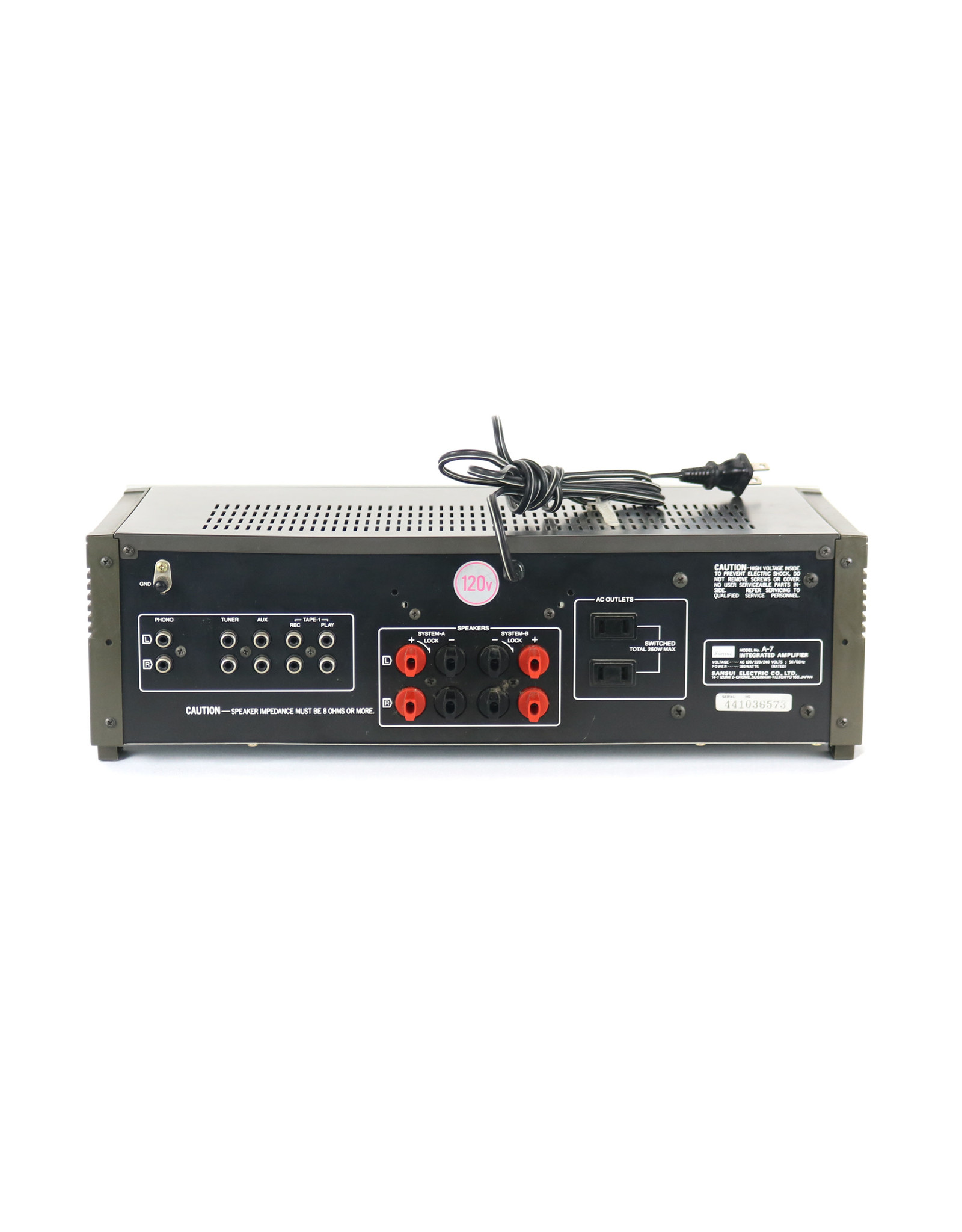 Sansui Sansui A-7 Integrated Amp USED