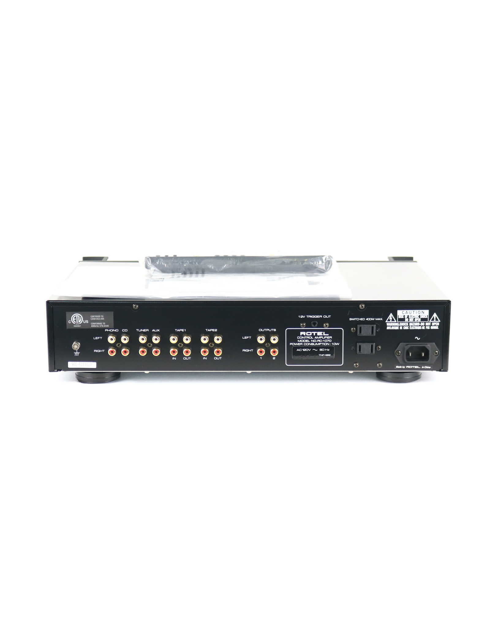 Rotel Rotel RC-1070 Preamp USED