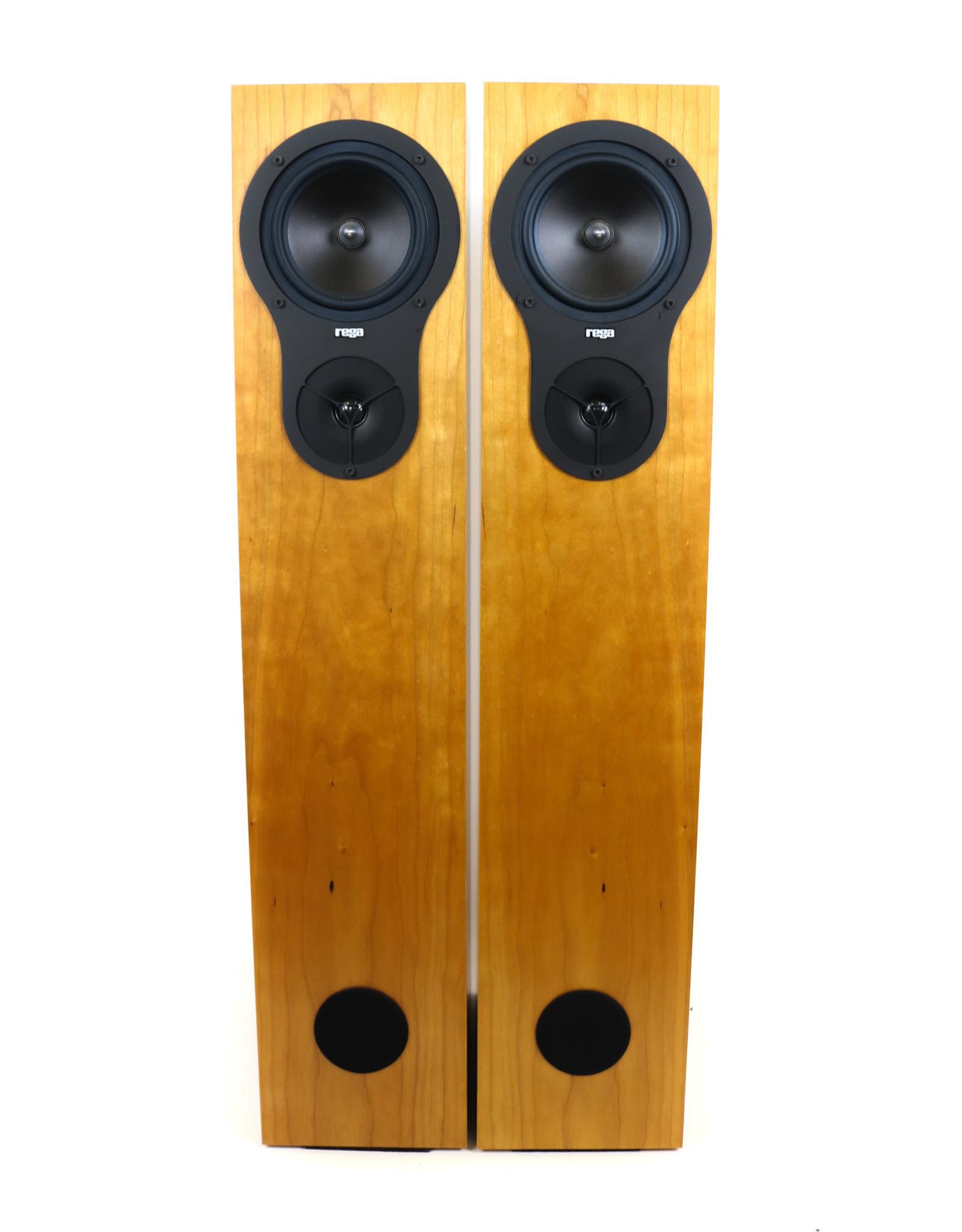 Rega Rega RX3 Floorstanding Speakers Cherry USED