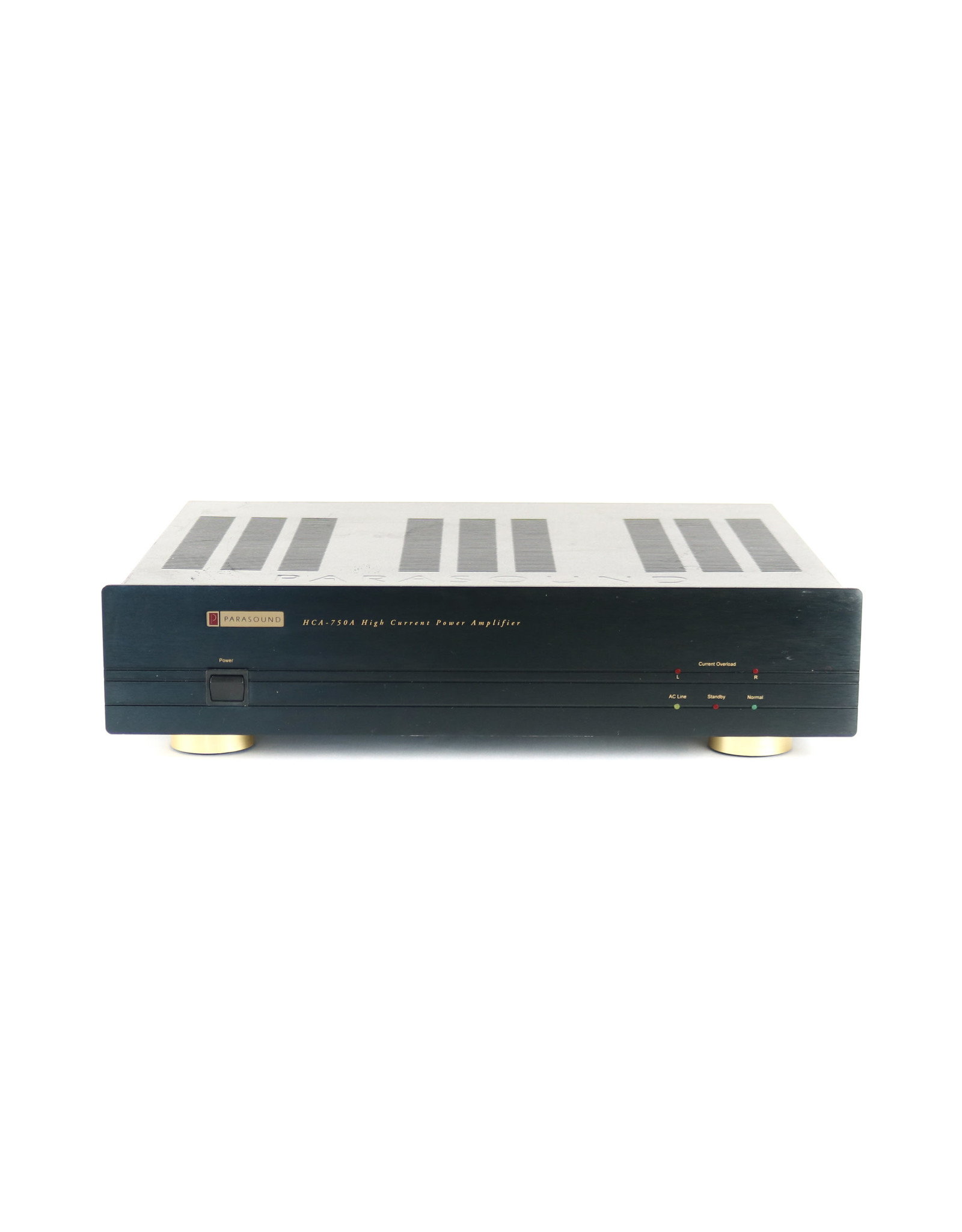 Parasound Parasound HCA-750A Power Amp USED