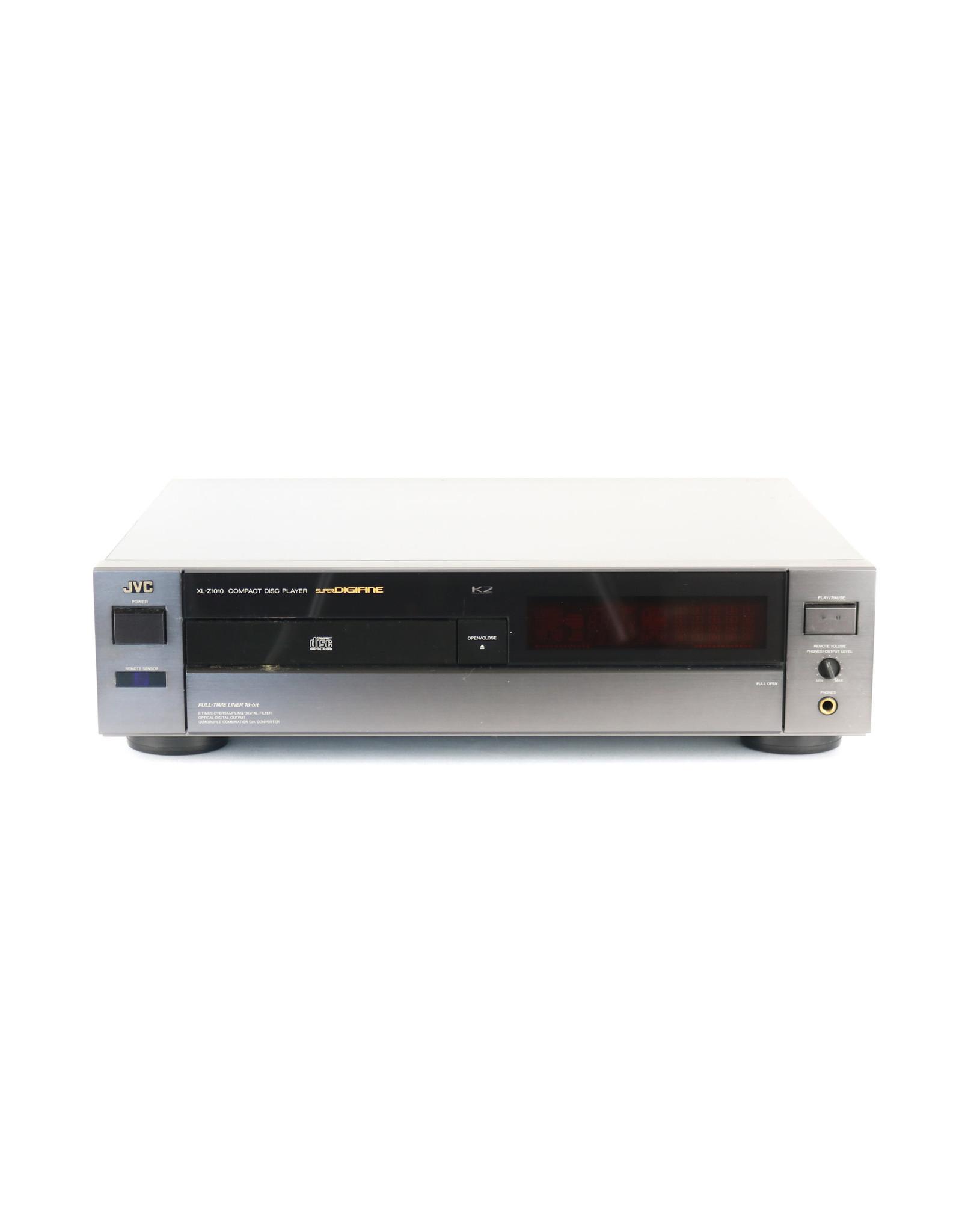 JVC JVC XL-Z1010 CD Player USED