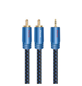 Pangea Pangea Prime 3.5mm to RCA Interconnect 1.5m