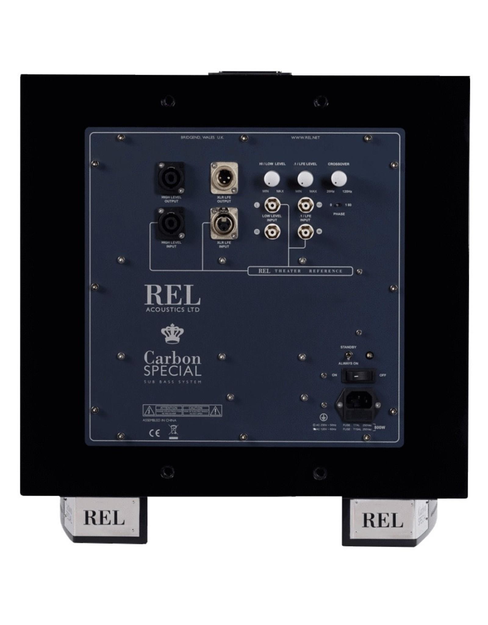 REL REL Carbon Special Subwoofer