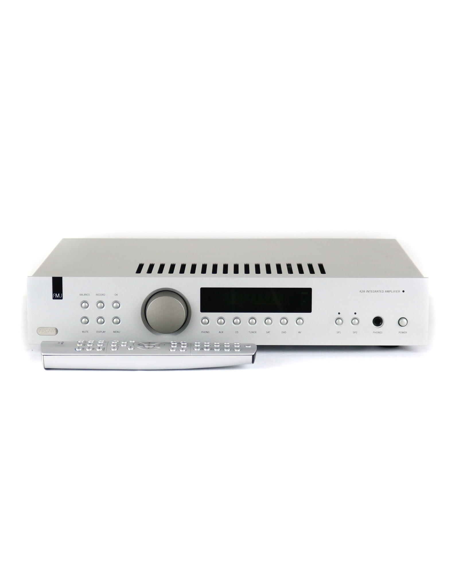 Arcam Arcam A28 Integrated Amp Silver USED