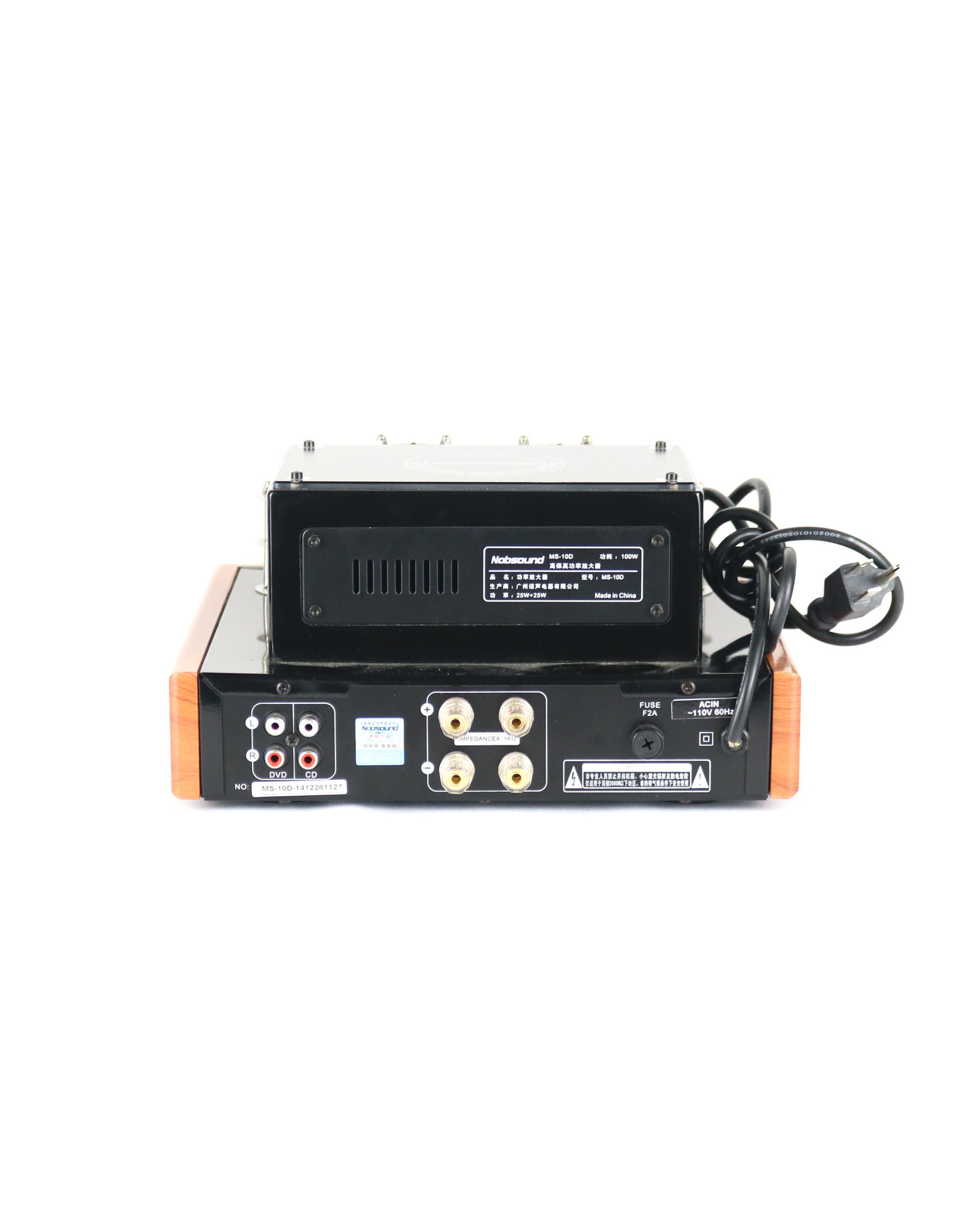 Nobsound Nobsound MS-10D Integrated Amp USED