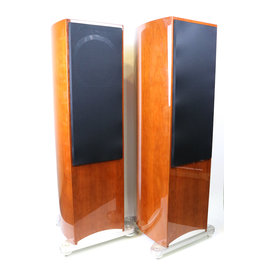 Tannoy Tannoy Definition DC10A Floorstanding Speakers Gloss Cherry USED