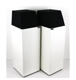 Larsen Larsen 4.2 Floorstanding Speakers White EX-DEMOS USED
