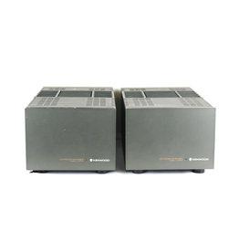 Kenwood Kenwood L-07M Monoblock Power Amps Pair USED