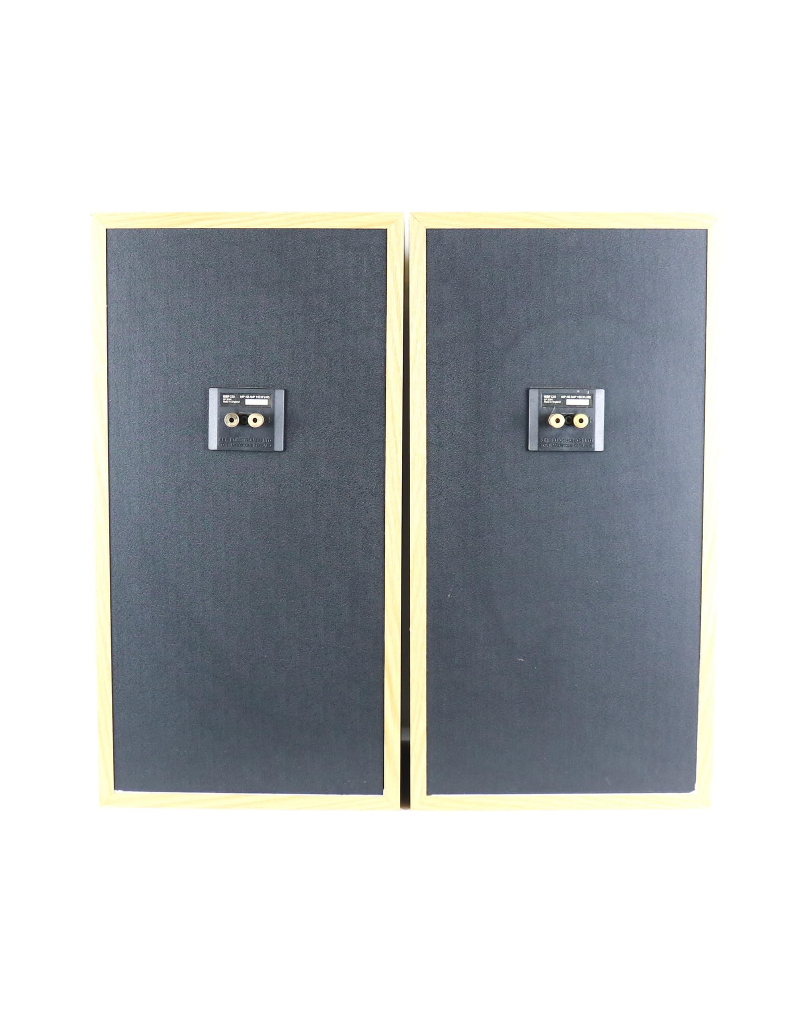 KEF KEF C55 Bookshelf Speakers USED