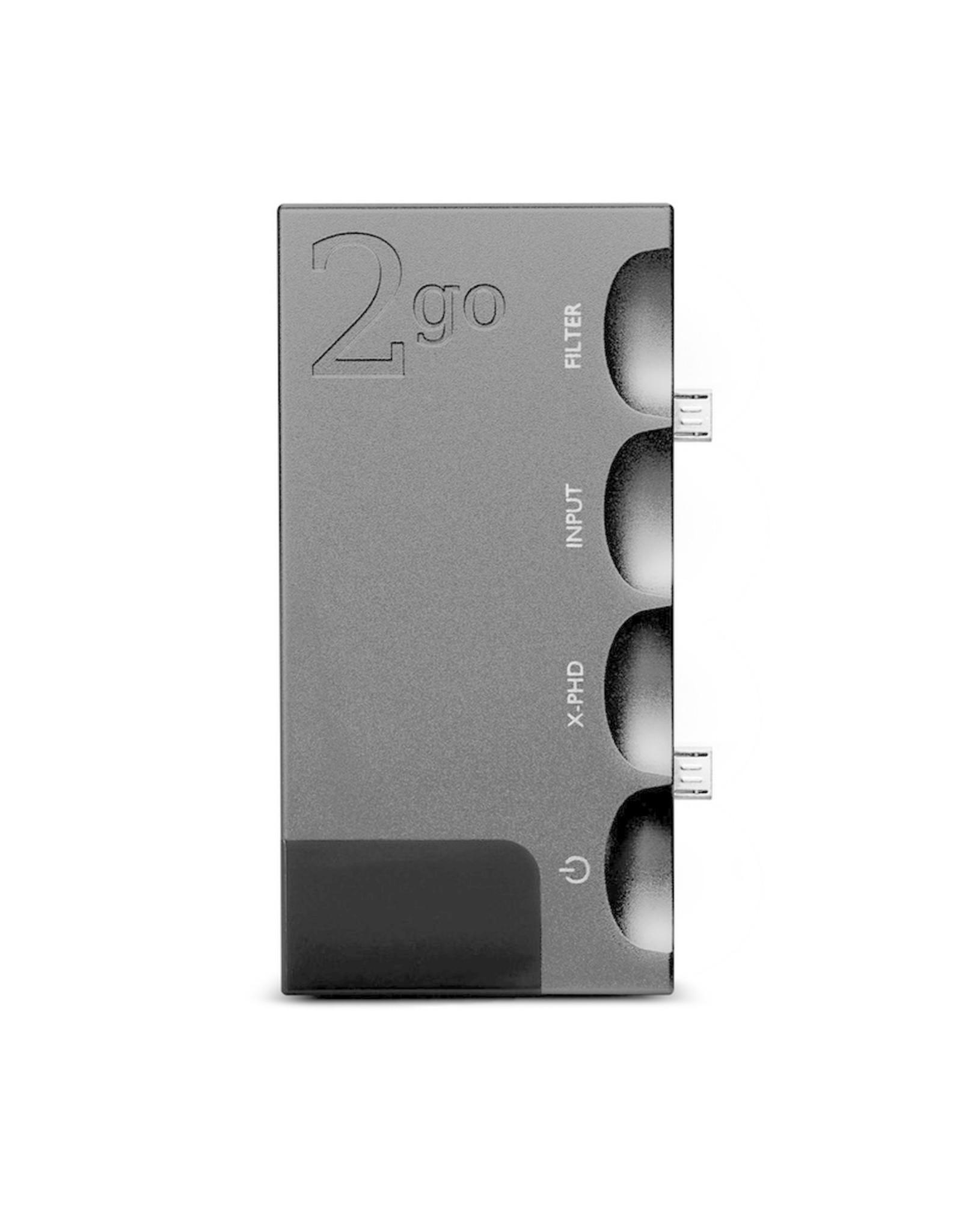 Chord Electronics Chord Electronics 2go Music Streamer/Player For Hugo 2