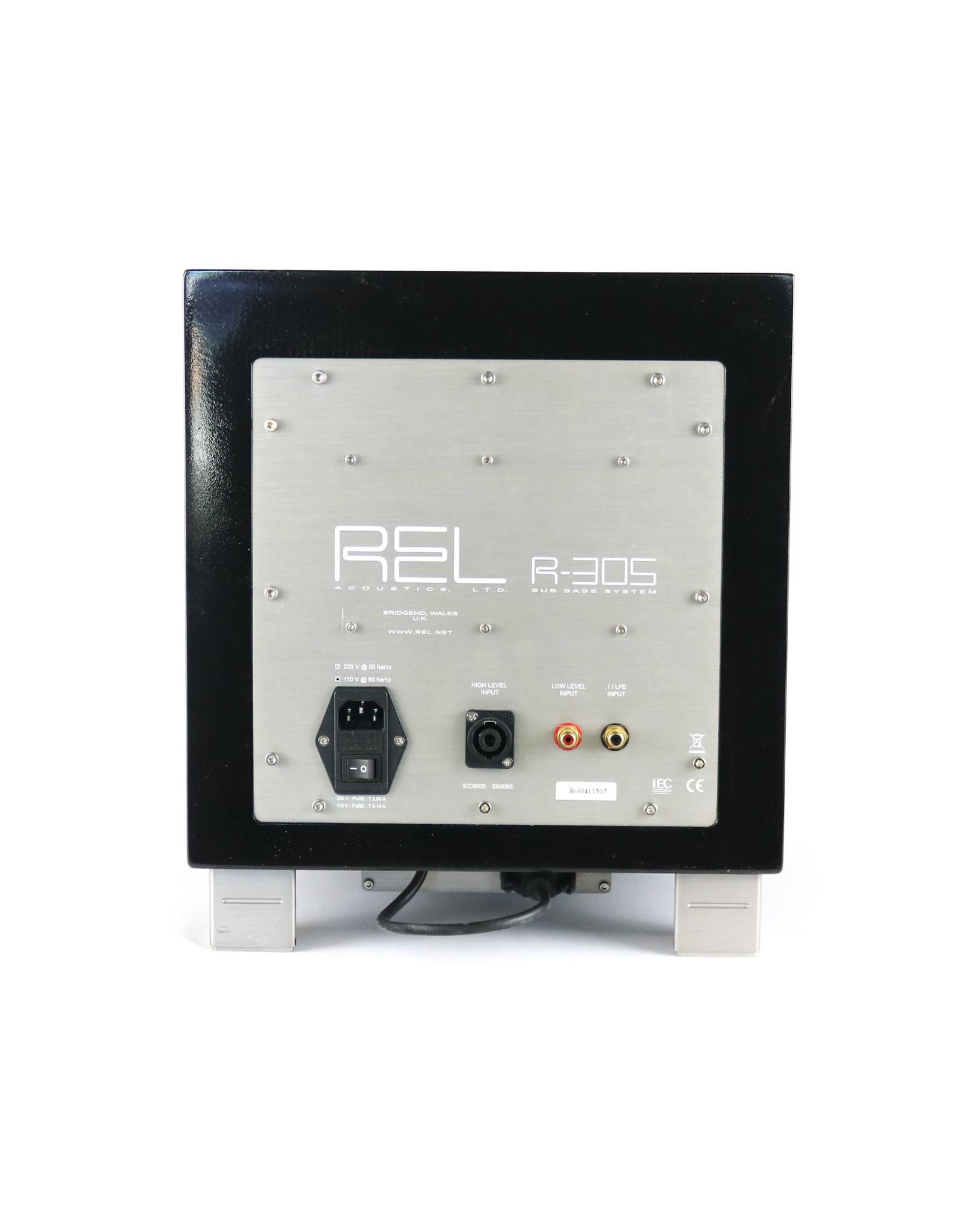 REL REL R-305 Subwoofer USED