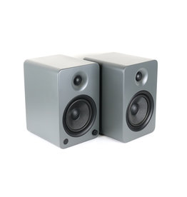 Kanto Kanto YU6 Powered Bluetooth Speakers Matte Grey EX-DEMO USED