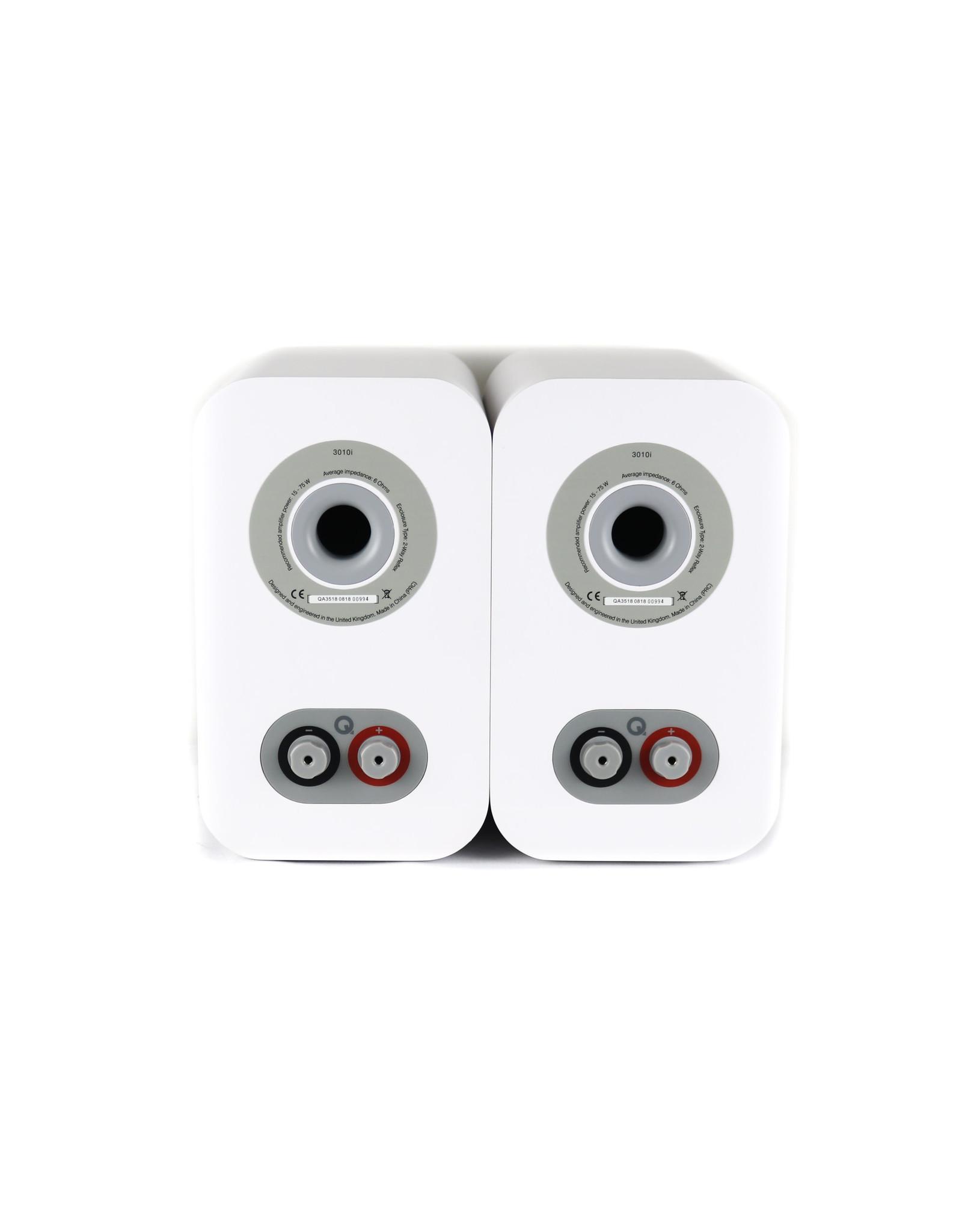Q Acoustics Q Acoustics 3010i Bookshelf Speakers USED