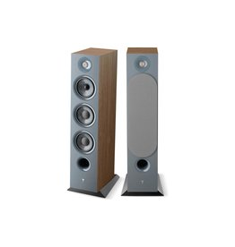 Focal Focal Chora 826 Dark Wood Floorstanding Speakers