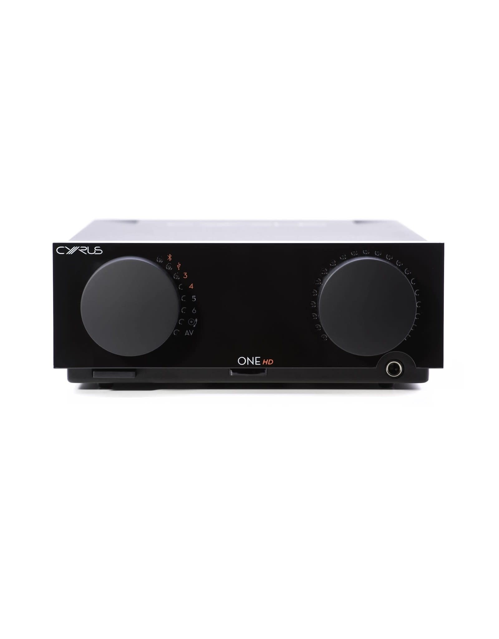 Cyrus Cyrus ONE HD Integrated Amp EX-DEMO USED