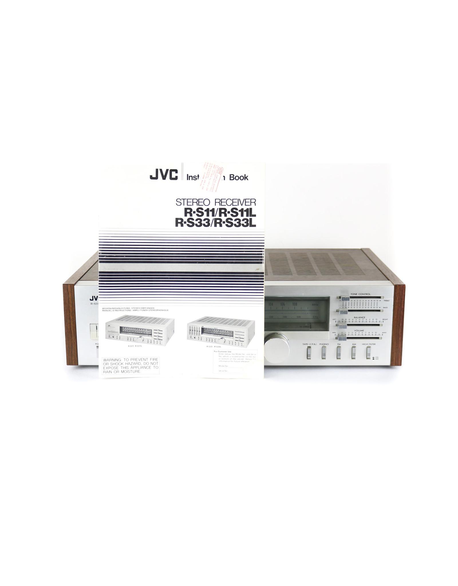 JVC JVC R-S11 Receiver USED