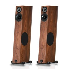 Audio Physic Audio Physic Tempo Plus Floorstanding Speakers Walnut EX-DEMO USED