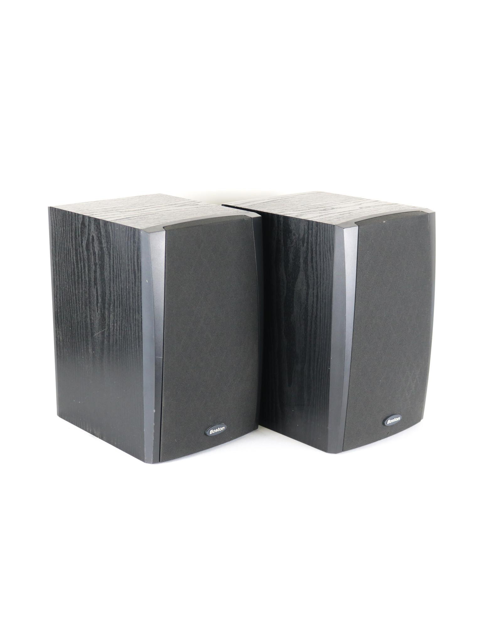 Boston Acoustics Boston CR75 Bookshelf Speakers USED