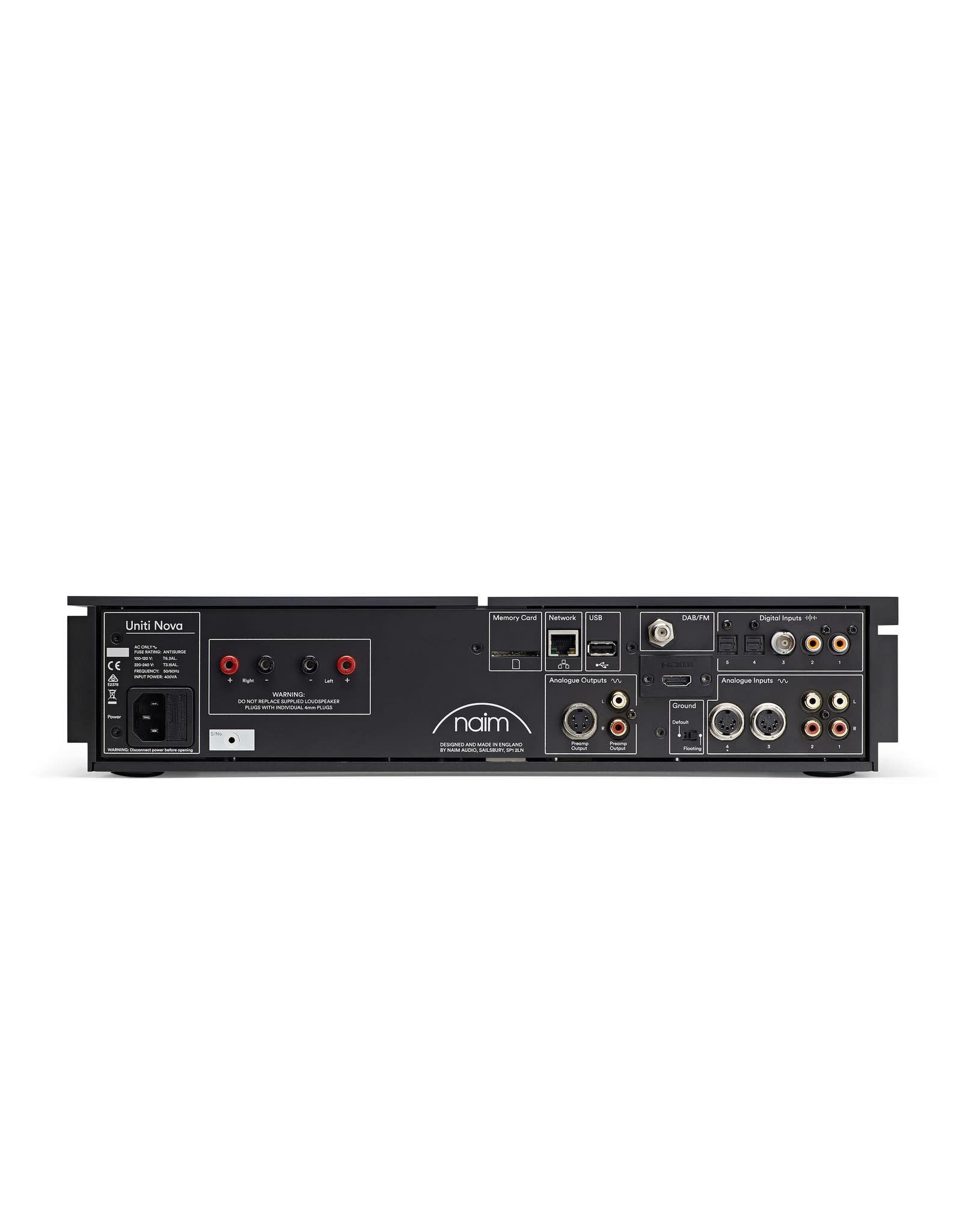 Naim Audio Naim Audio Uniti Nova All-In-One FACTORY REFURBISHED
