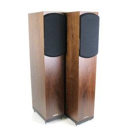 Spendor Spendor A4 Floorstanding Speakers Dark Walnut USED