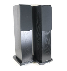 Neat Acoustics Neat Motive SX2 Floorstanding Speakers Black USED