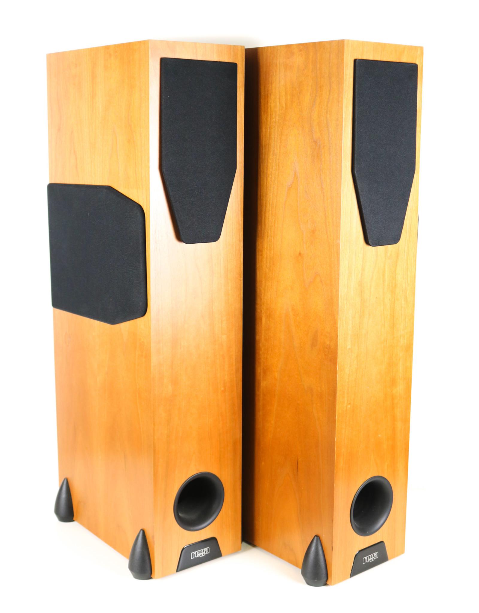 Rega Rega RS5 Floorstanding Speakers Cherry USED