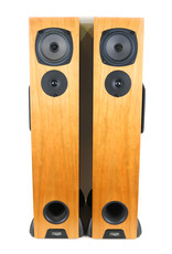 Rega Rega RS5 Floorstanding Speakers Cherry USED