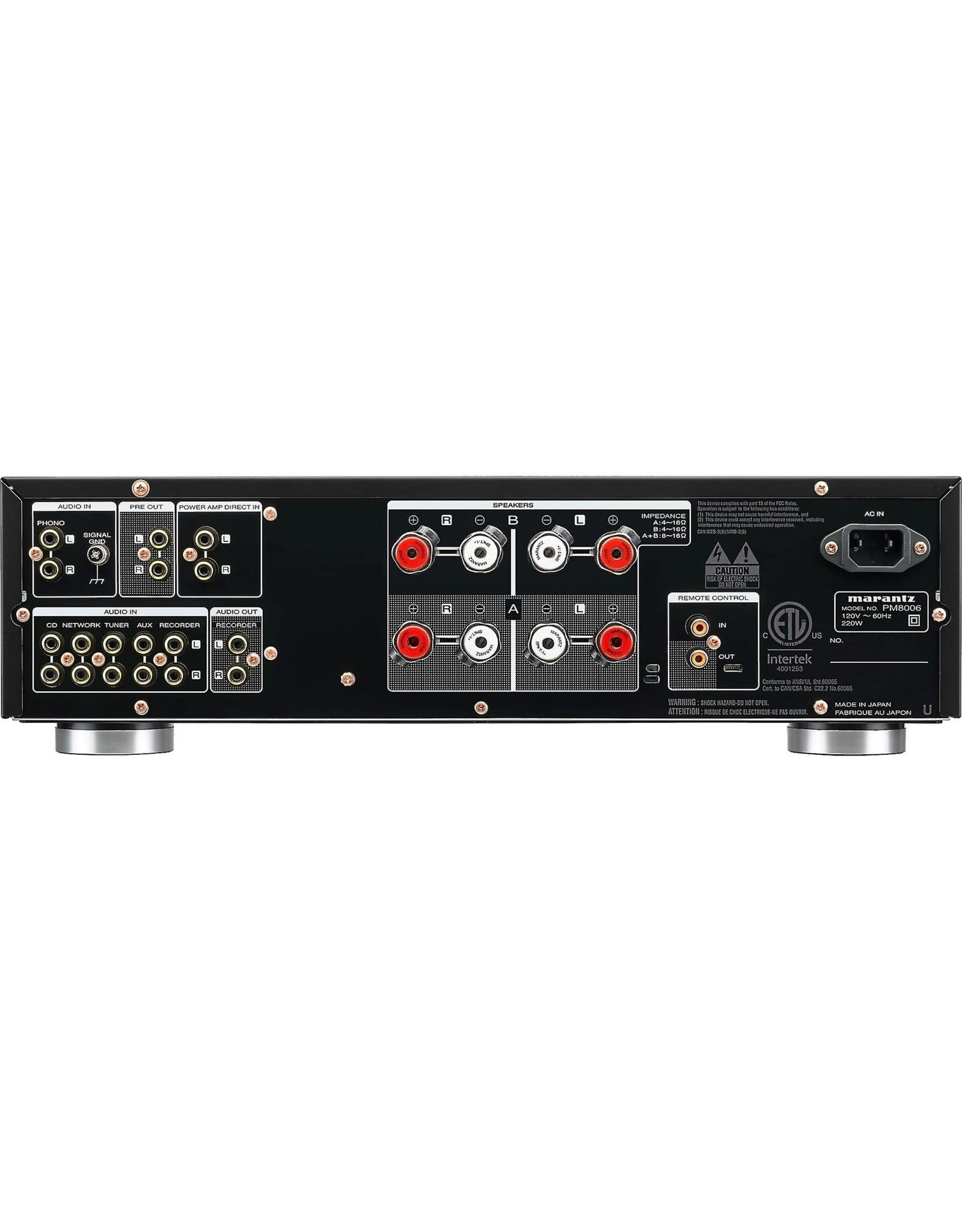 Marantz Marantz PM8006 Integrated Amp OPEN STOCK