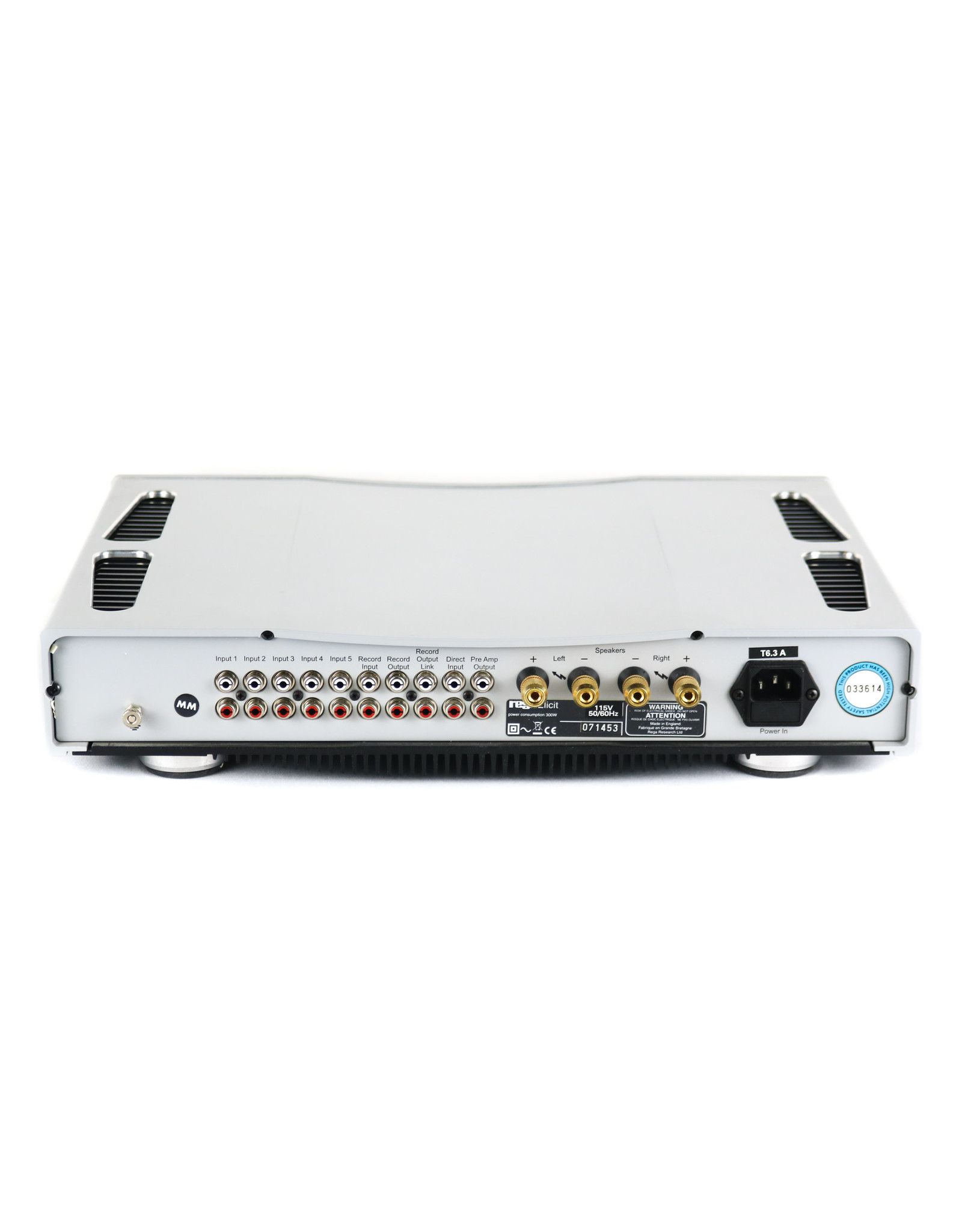 Rega Rega Elicit Mk.2 Integrated Amp USED
