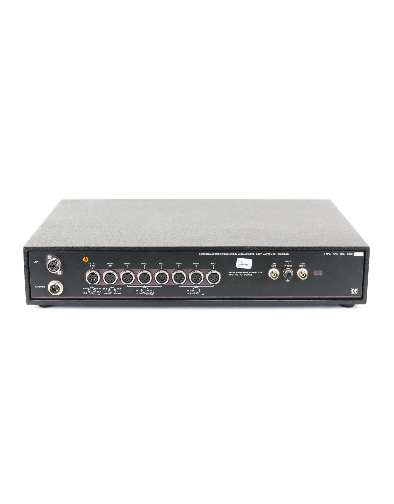 Naim Audio Naim Audio NAC 102 Preamp USED