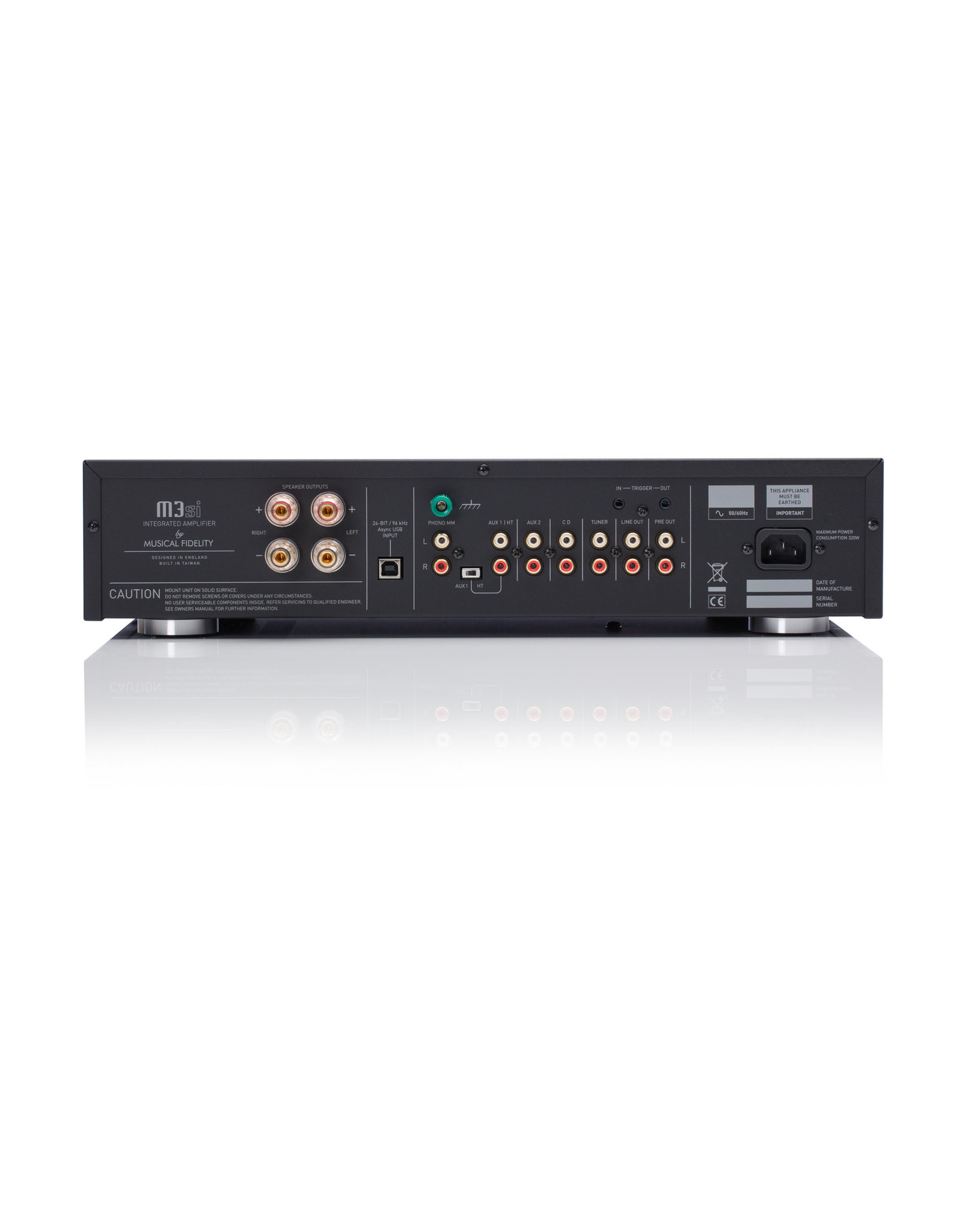 Musical Fidelity Musical Fidelity M3si Integrated Amplifier