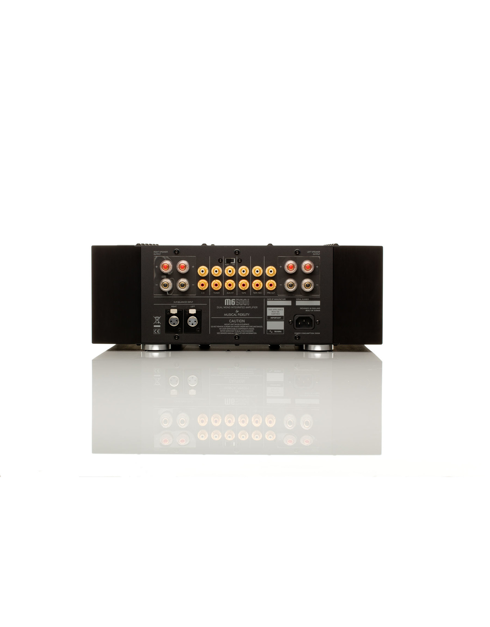 Musical Fidelity Musical Fidelity M6si500 Integrated Amplifier