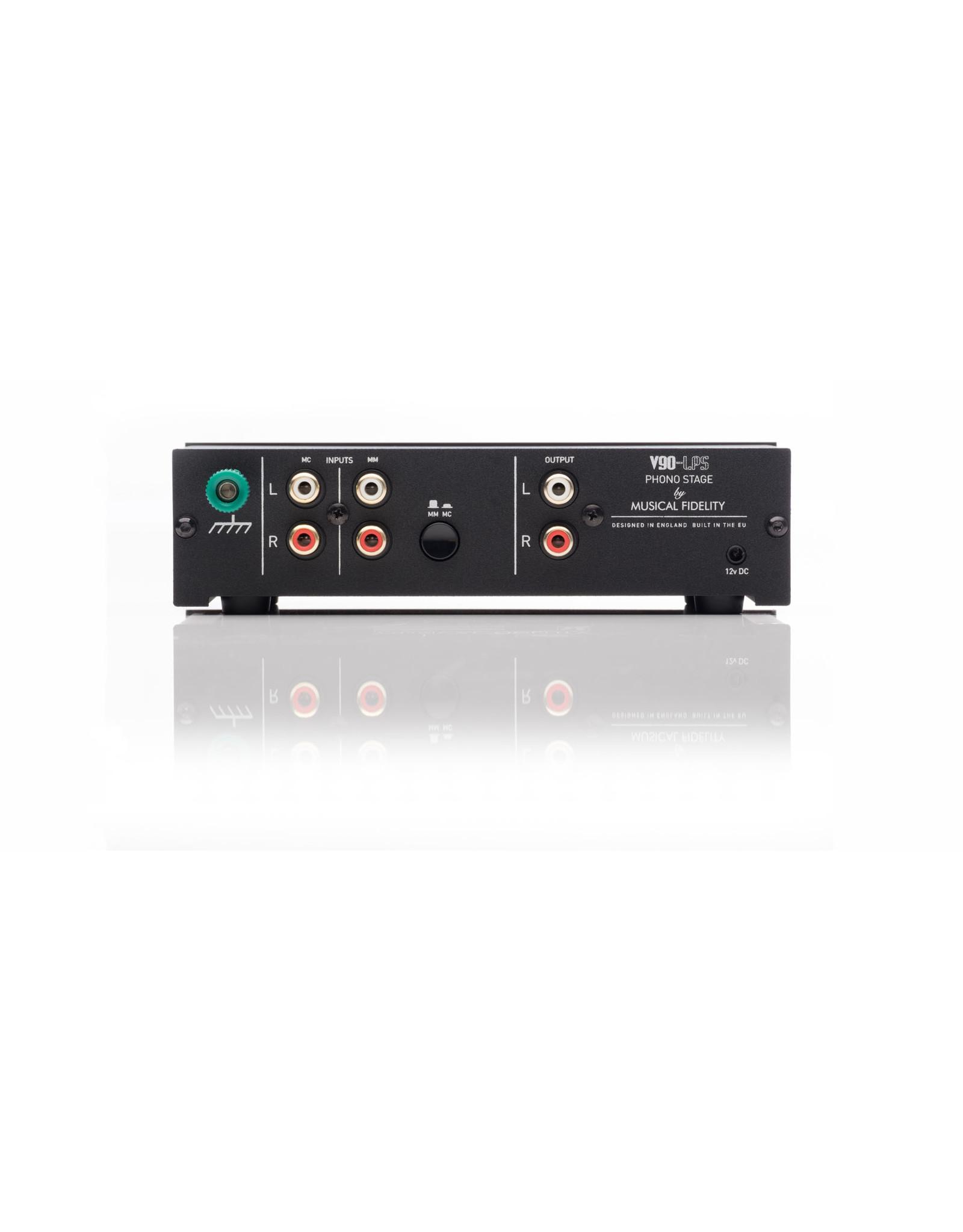 Musical Fidelity Musical Fidelity V90-LPS Phono Preamp